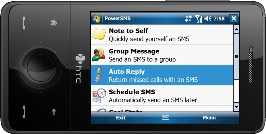 How to Backup, Auto Reply, and Send to Predefined Groups